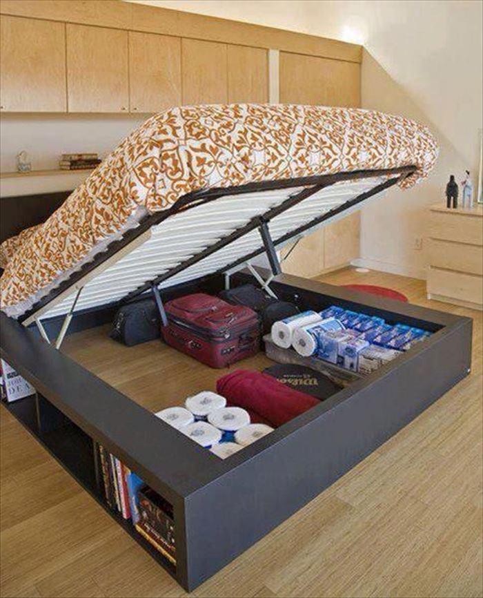 クリエイティブな家具22