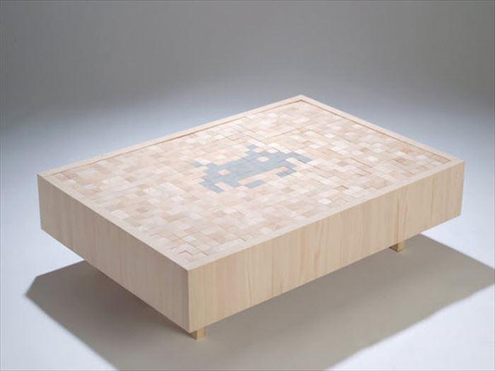 クリエイティブな家具24