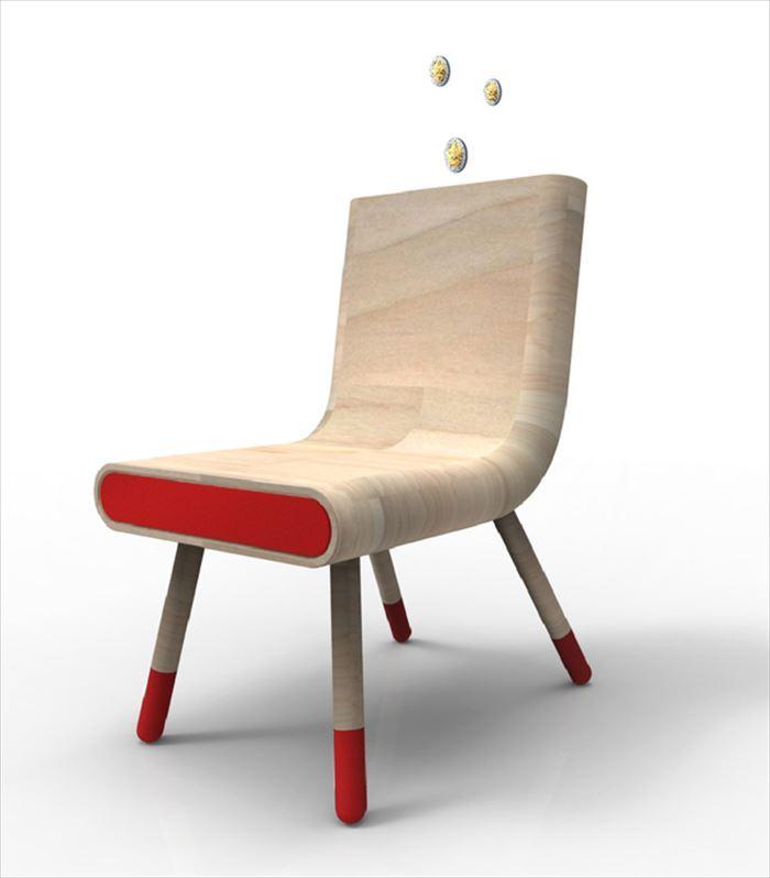 クリエイティブな家具29