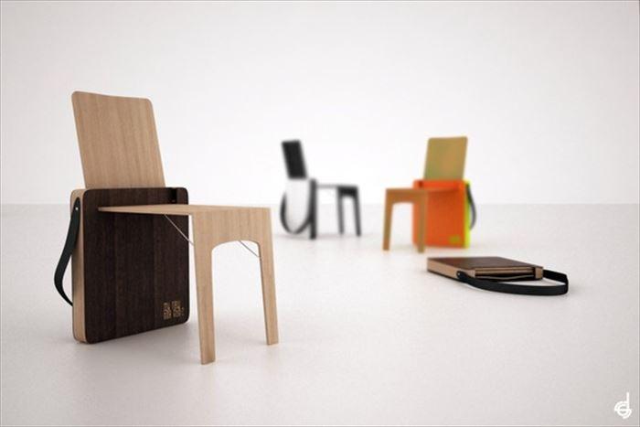 クリエイティブな家具30