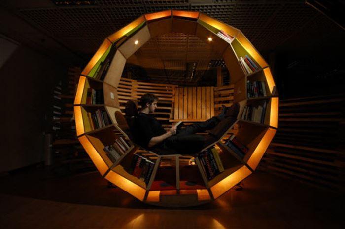 クリエイティブな家具31