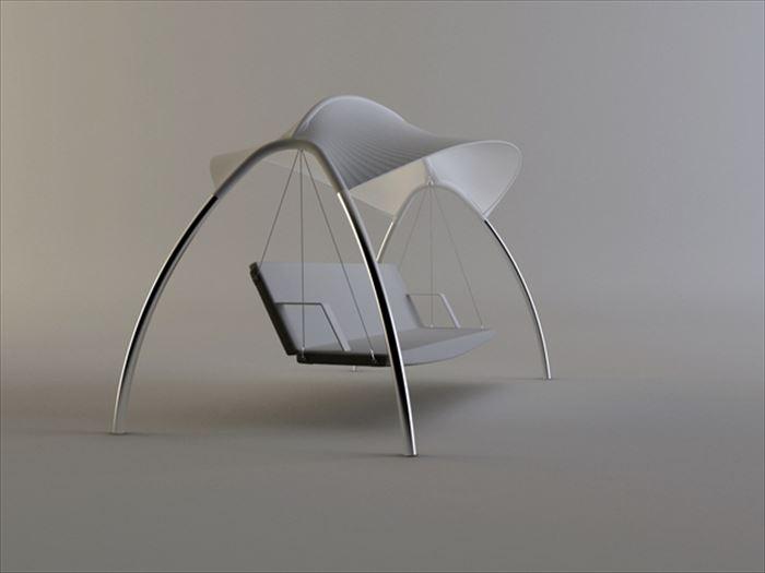 クリエイティブな家具32