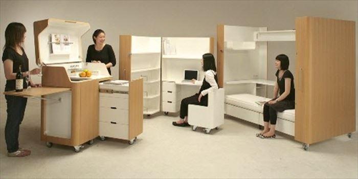 クリエイティブな家具38