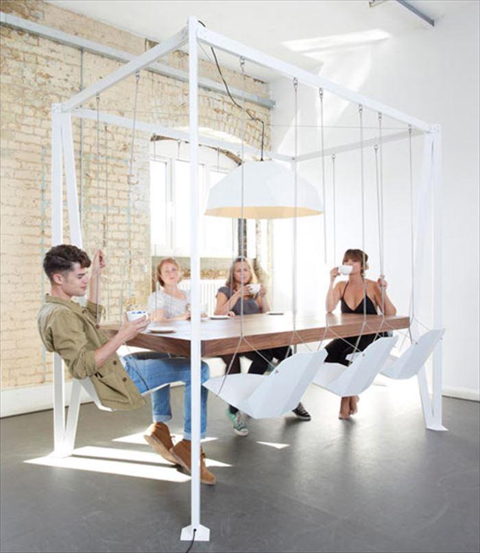 クリエイティブな家具45