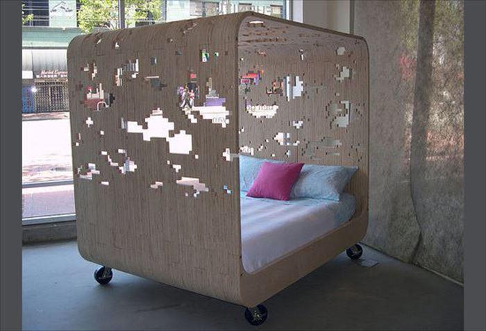 クリエイティブな家具49