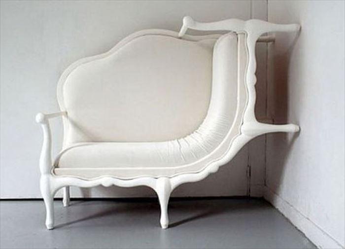クリエイティブな家具5