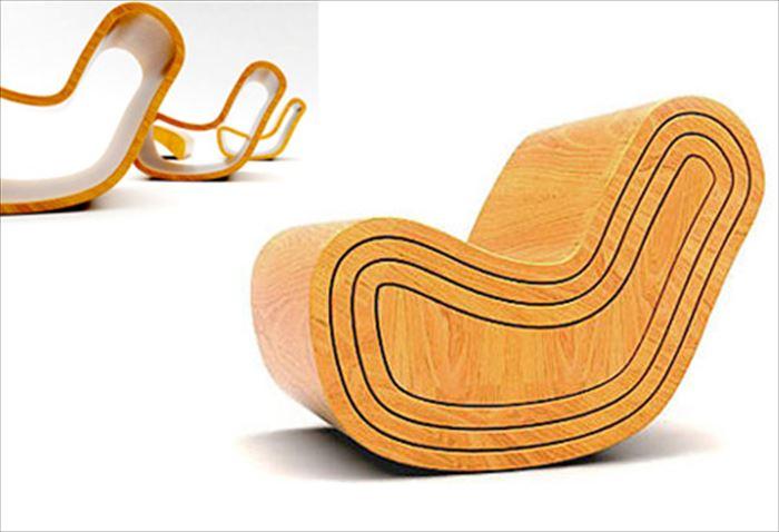 クリエイティブな家具56