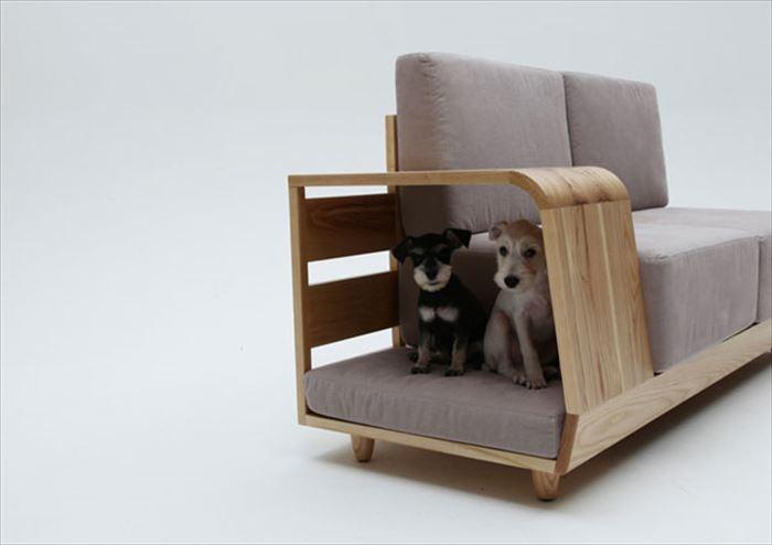 クリエイティブな家具58