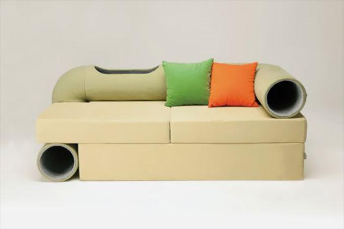 クリエイティブな家具63