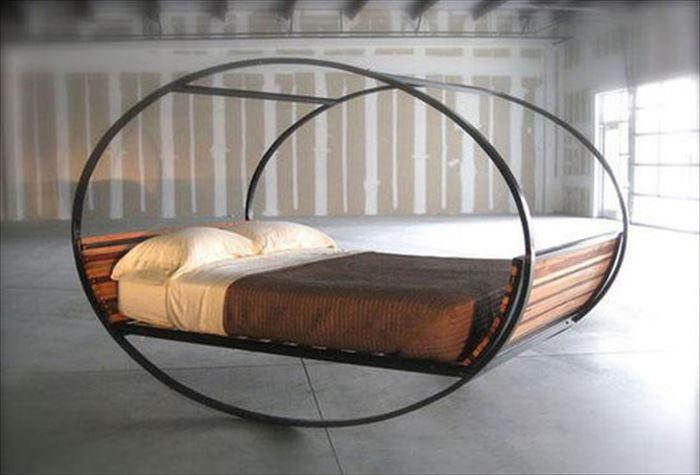 クリエイティブな家具7