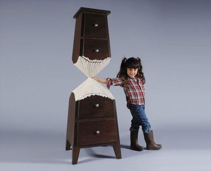 クリエイティブな家具83