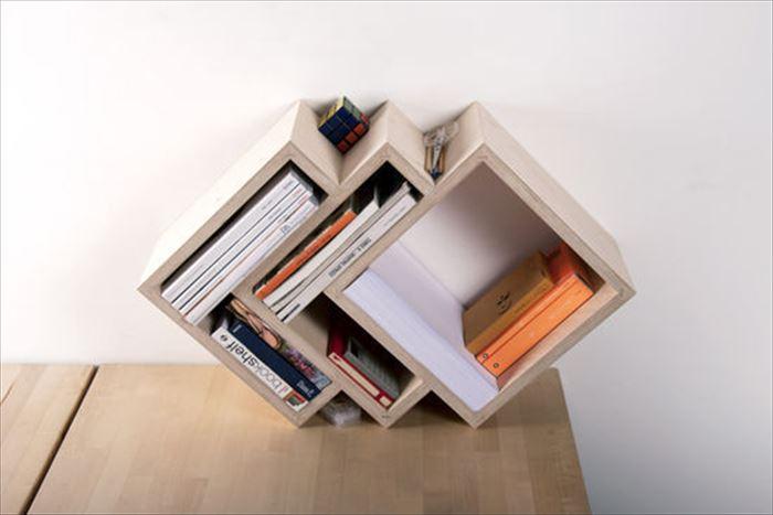 クリエイティブな家具91