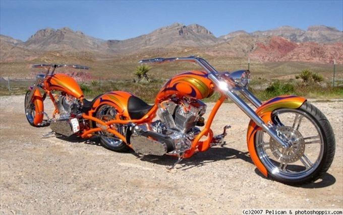 変わったバイク15
