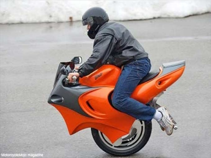 変わったバイク20