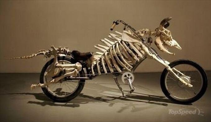 変わったバイク25
