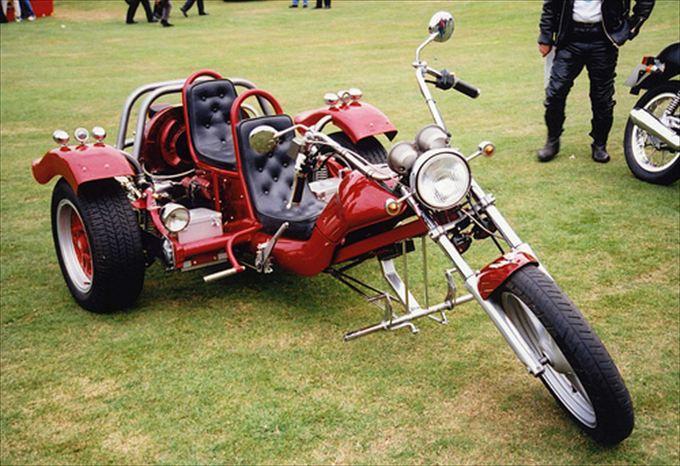 変わったバイク28
