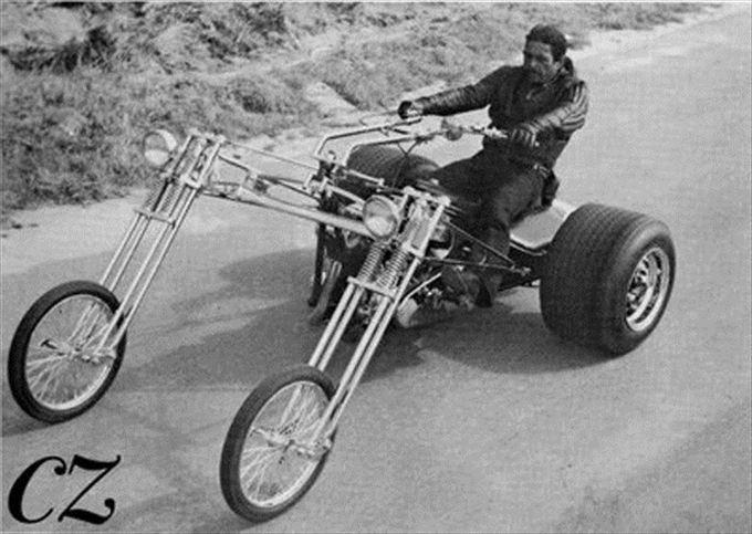 変わったバイク30