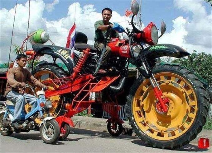 変わったバイク8