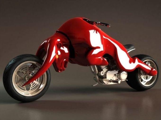 変わったバイク9