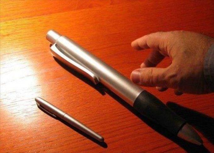 変わったペン68