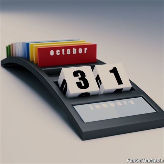 変わったカレンダー 25