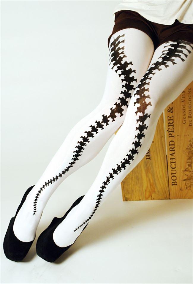 靴下タイツ91