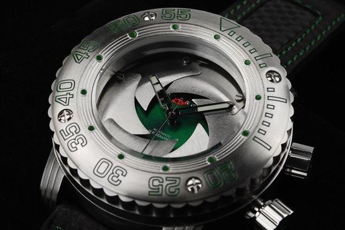 カッコイイ時計 18