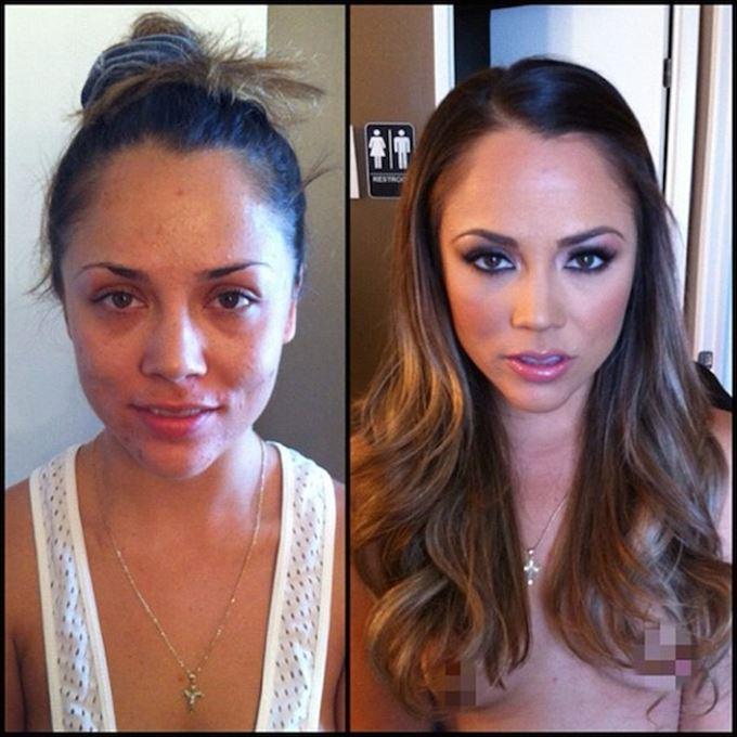 化粧の力31