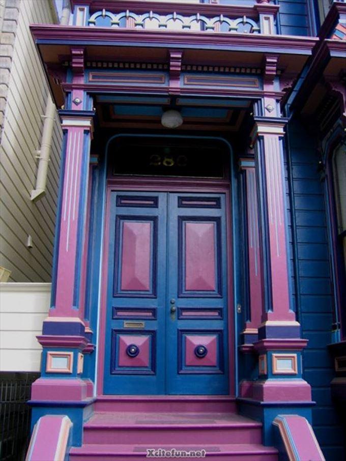 変わったドア11