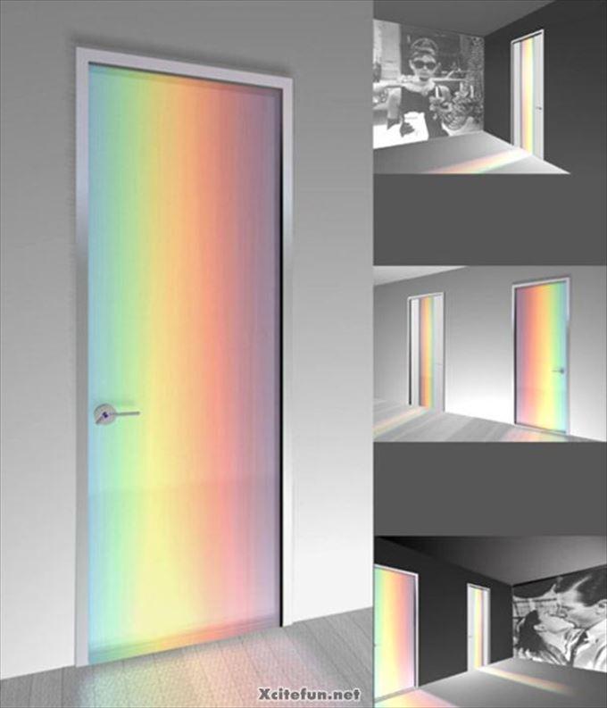 変わったドア13