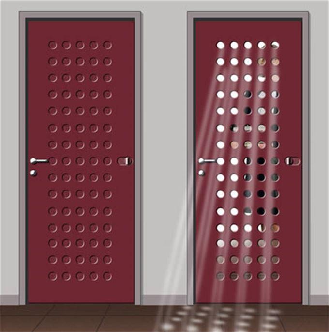 変わったドア27