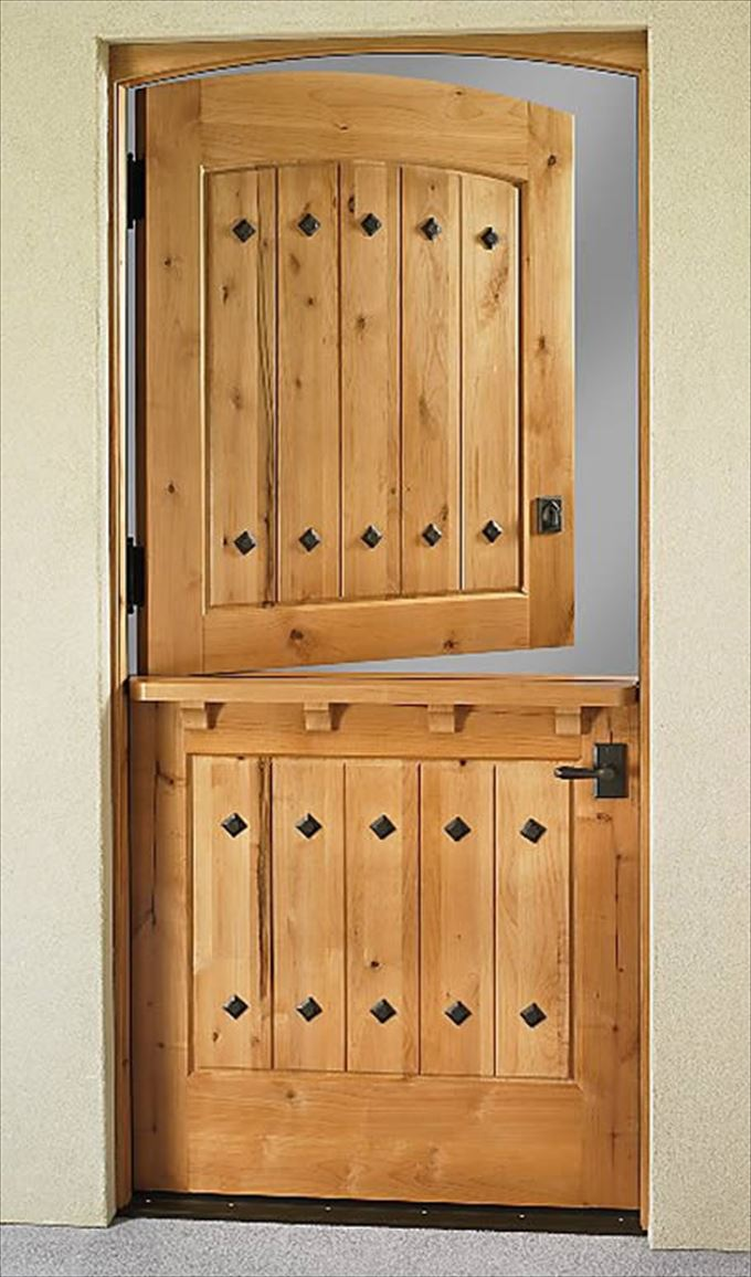 変わったドア29