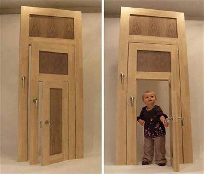 変わったドア4