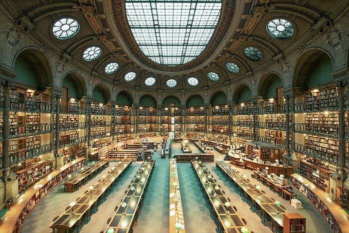 美しい図書館 10