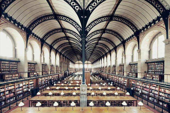 美しい図書館 15