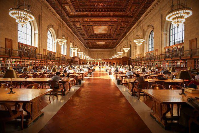 美しい図書館 17