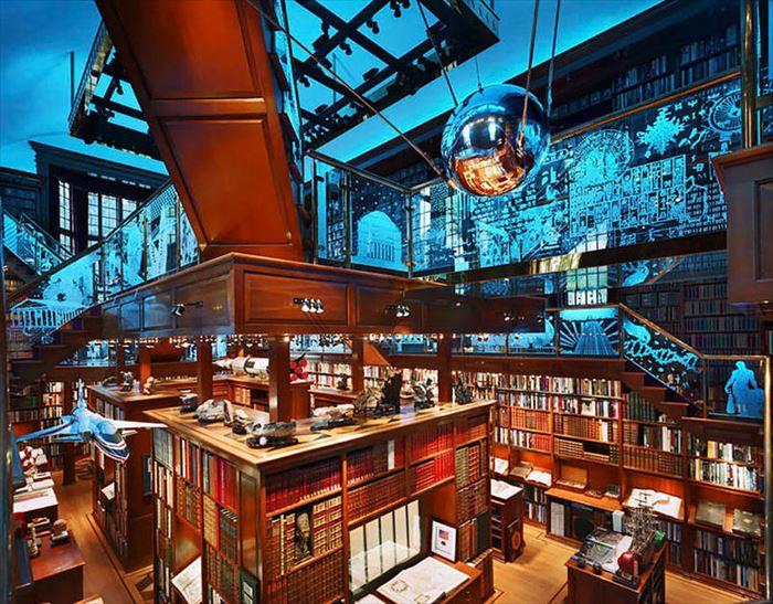 美しい図書館 18