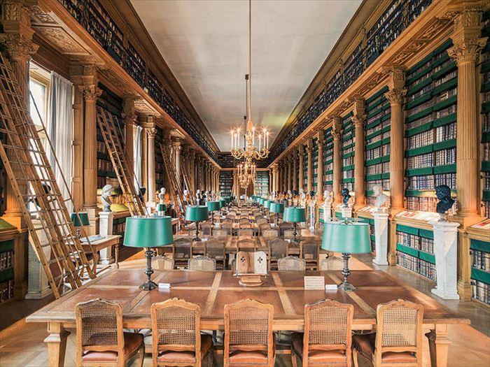美しい図書館 21