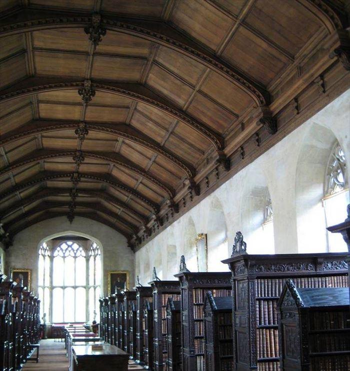 美しい図書館 22