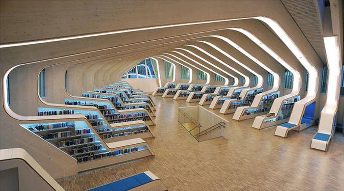 美しい図書館 23