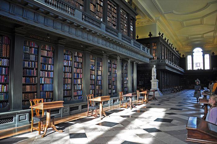 美しい図書館 26