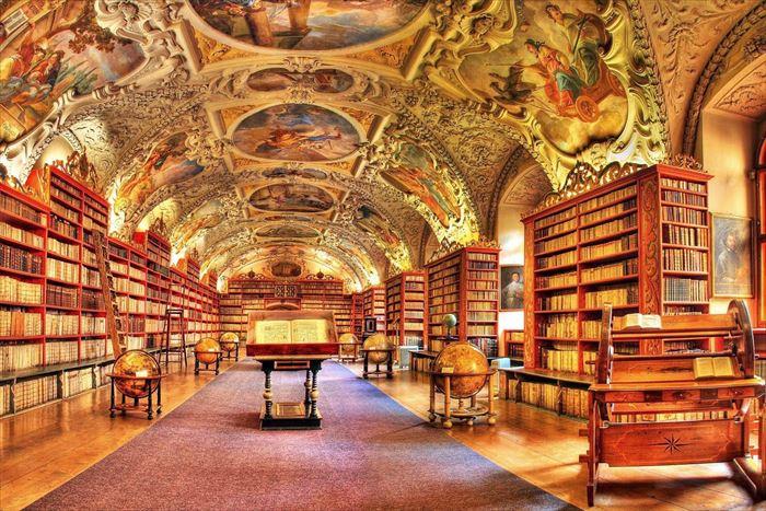 美しい図書館 28