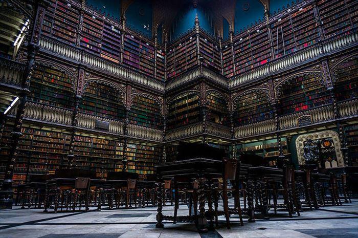 美しい図書館 3