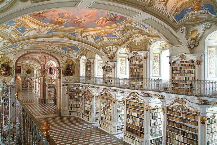 美しい図書館 4