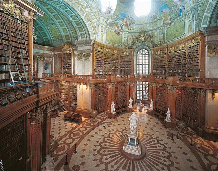 美しい図書館 7