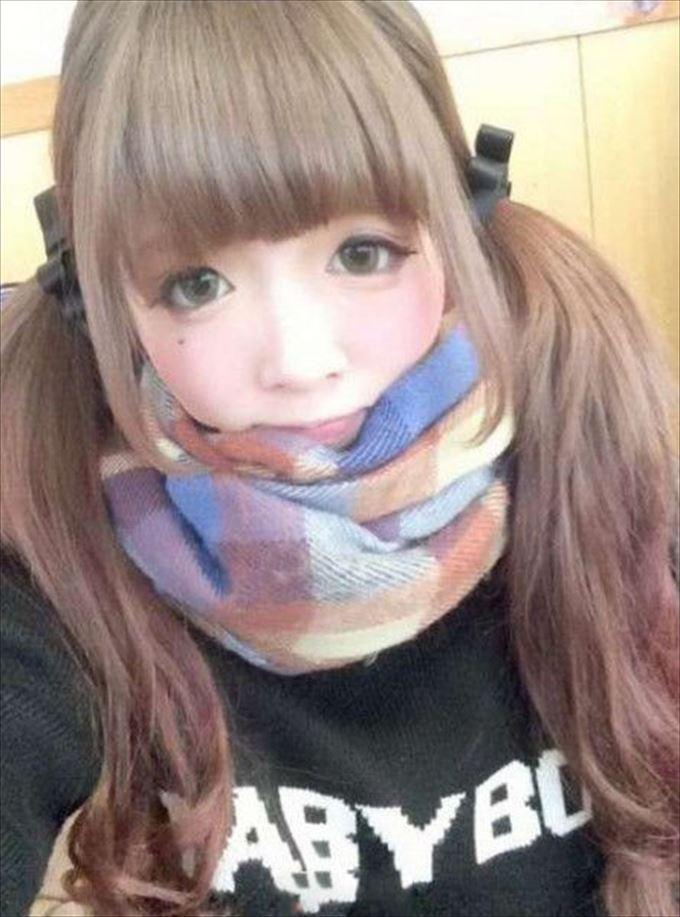 【化粧の力】こんなに可愛く、美しく変身できる!化粧によるビフォーアフター(写真)