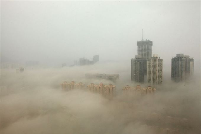 中国汚染 10