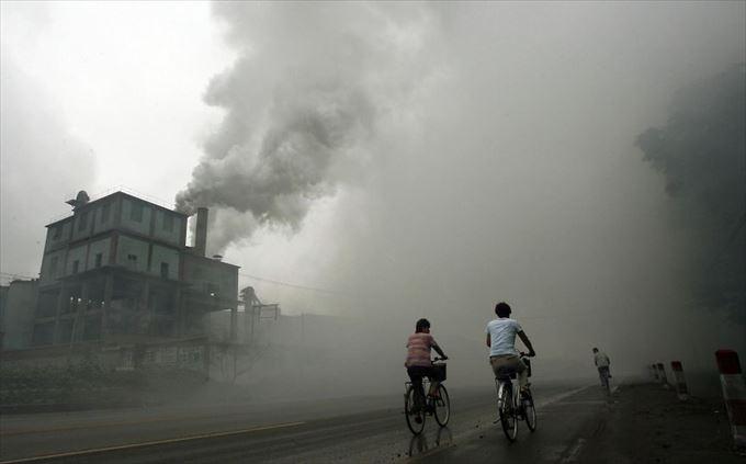 中国汚染 13