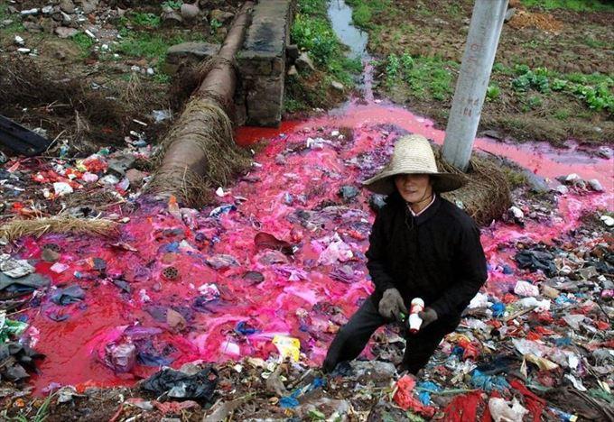 中国汚染 15