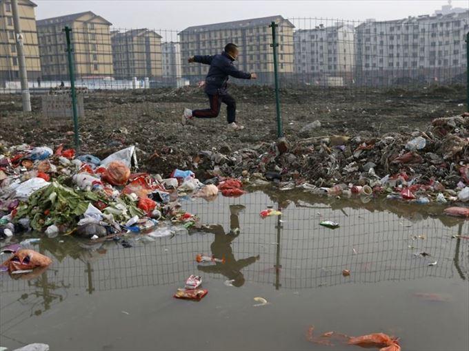 中国汚染 20